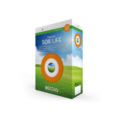 ZOLLAVERDE SOIL LIFE BOTTOS DA KG 4