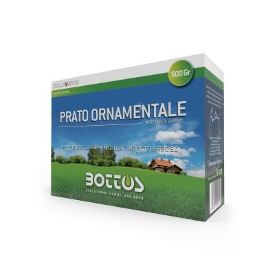 ZOLLAVERDE PRATO ORNAMENTALE BOTTOS DA 500 GR