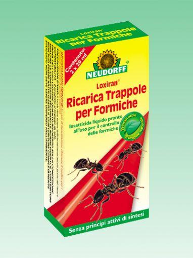 LOXIRAN FORMICHE NEUDORF RICARICA