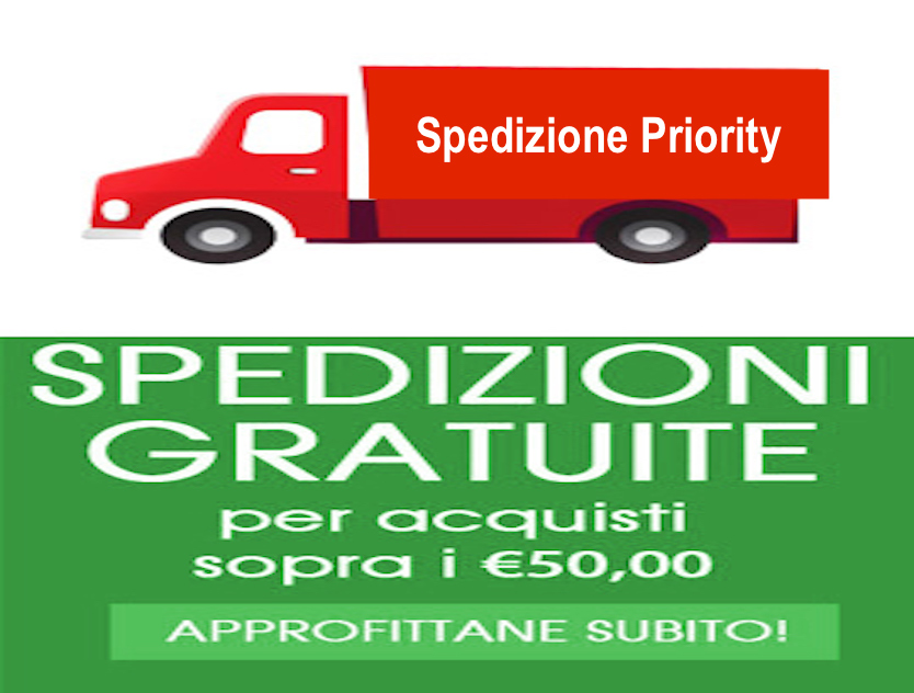 "Bottos ""Spedizione Priority"" veloce in h24 - Selfverde.it"